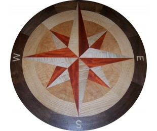 Doris 02 Compass Rose