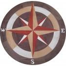 Dorisaa Compass Rose