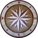 Nāmaka 09 Compass Rose