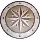 Nāmaka 10 Compass Rose