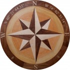 Ceto 10 Compass Rose