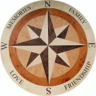Ceto Custom Compass Rose